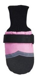 Guardian Gear All Weather Dog Boots Pink