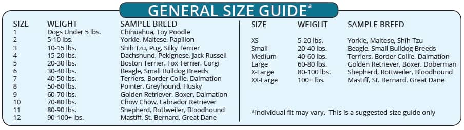 If Your Dog S Shoe Size Falls In Between Two Diffe Sizes Choose The Larger Of To Be Sure Boots Aren T Too Or Uncomfortable